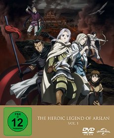 heroic legend of arslan 1