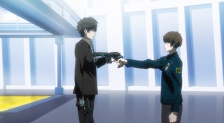 psycho pass 2 screen1