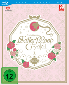 sailor moon crystal sammelschuber