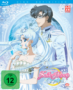 sailor moon crystal volume3
