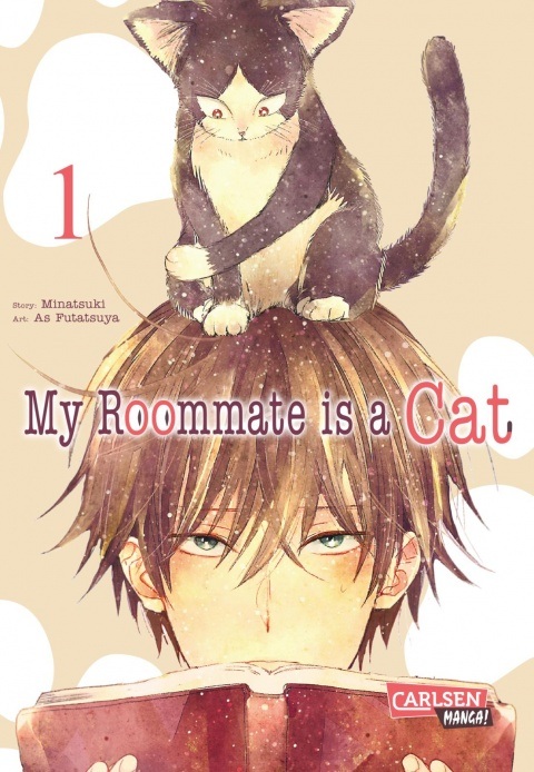 my roomate is a cat